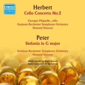 Herbert: Cello Concerto No. 2