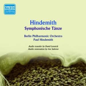 Hindemith: Symphonic Dances
