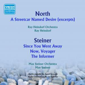 Film Music of Alex North and Max Steiner (1950-1951)