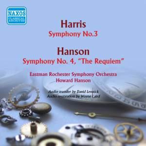 Harris: Symphony No. 3 & Hanson: Symphony No. 4