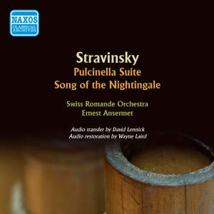 Stravinsky: Pulcinella Suite - Song of the Nightingale