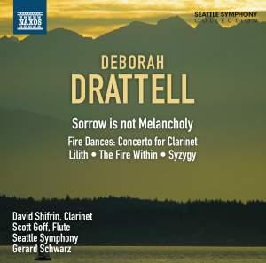 Deborah Drattell: Sorrow is not Melancholy Product Image