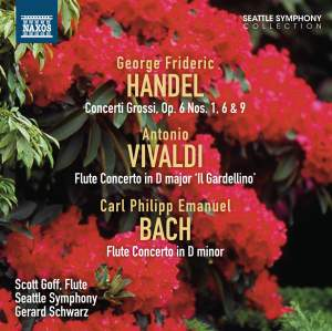 Handel: Concerti Grossi, Op. 6, Nos. 1, 6 & 9, etc