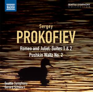 Prokofiev: Romeo and Juliet Suites Nos. 1 & 2 Product Image