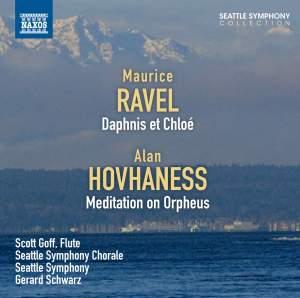 Ravel: Daphnis et Chloé & Hovhaness: Meditation on Orpheus