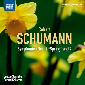 Schumann: Symphonies Nos. 1 and 2 Product Image