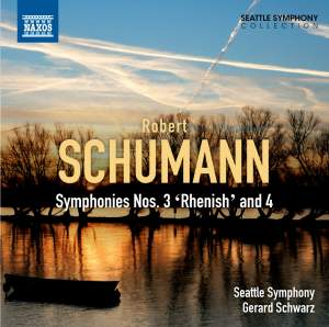 Schumann: Symphonies Nos. 3 and 4 Product Image