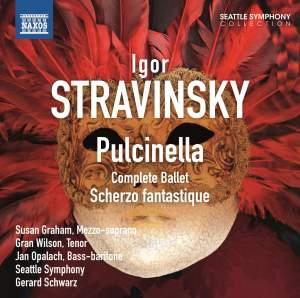 Stravinsky: Pulcinella - Scherzo fantastique Product Image
