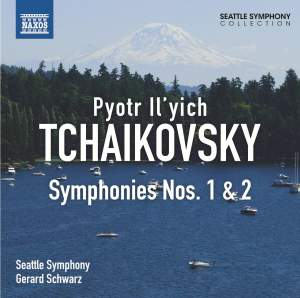 Tchaikovsky: Symphonies Nos. 1 and 2 Product Image