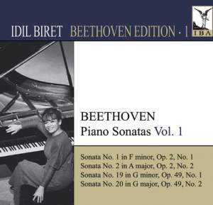 Idil Biret Beethoven Edition - Volume 1 Product Image