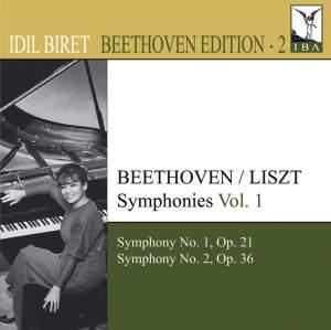 Idil Biret Beethoven Edition - Volume 2 Product Image