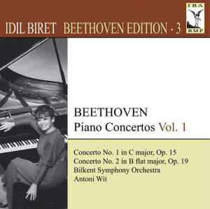 Idil Biret Beethoven Edition - Volume 3 Product Image