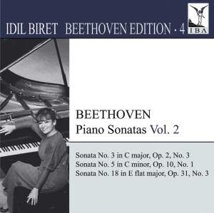 Idil Biret Beethoven Edition - Volume 4 Product Image