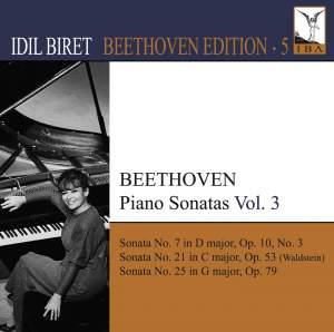 Idil Biret Beethoven Edition - Volume 5 Product Image