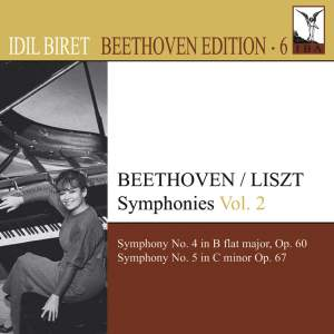 Idil Biret Beethoven Edition - Volume 6 Product Image