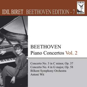 Idil Biret Beethoven Edition - Volume 7