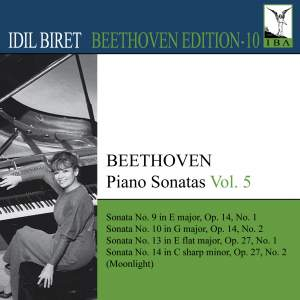 Idil Biret Beethoven Edition - Volume 10 Product Image
