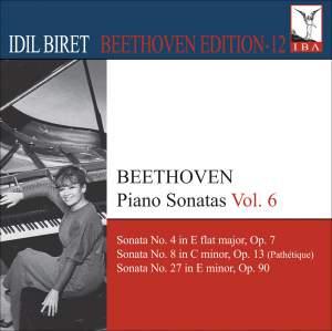Idil Biret Beethoven Edition - Volume 12 Product Image