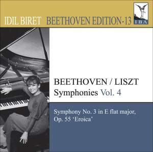 Idil Biret Beethoven Edition - Volume 13 Product Image