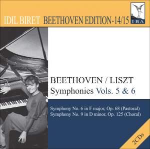 Idil Biret Beethoven Edition - Volumes 14 & 15 Product Image