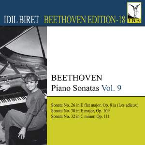 Idil Biret Beethoven Edition - Volume 18 Product Image