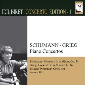 Idil Biret Concerto Edition - Volume 1 Product Image