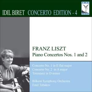 Idil Biret Concerto Edition - Volume 4