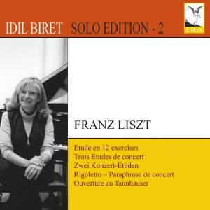 Idil Biret Solo Edition 2 - Liszt