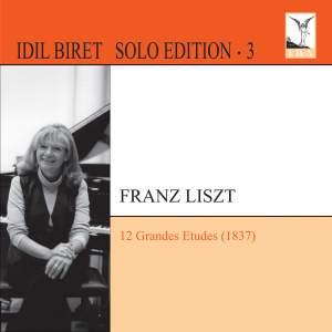 Idil Biret Solo Edition 3 - Liszt