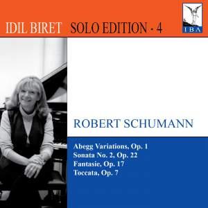 Idil Biret Solo Edition 4 - Schumann