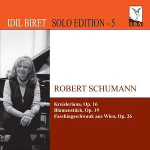 Idil Biret Solo Edition 5 - Schumann
