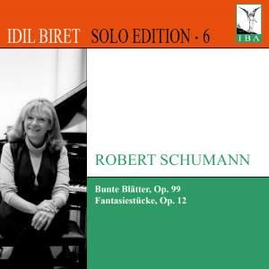 Idil Biret Solo Edition 6 - Schumann Product Image
