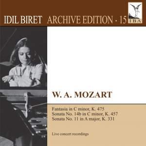 Idil Biret Archive Edition Volume 15 - Mozart
