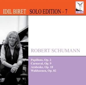 Idil Biret Solo Edition 7 - Schumann