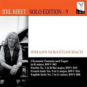 Idil Biret Solo Edition 9 - JS Bach