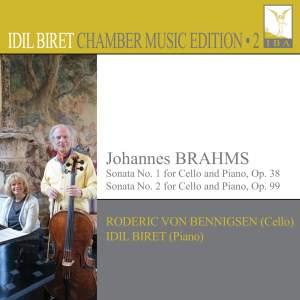 İdil Biret Chamber Music Edition, Vol. 2