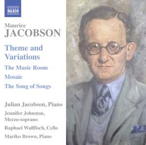 Maurice Jacobson: Theme and Variations, The Music Room & Mosaic