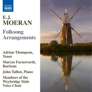 Moeran: Folksong Arrangements