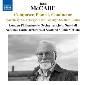 John McCabe: Composer, Pianist, Conductor