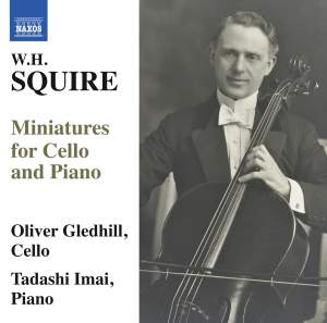 Squire: Miniatures for Cello & Piano