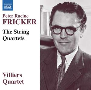 Fricker: The String Quartets