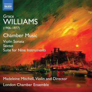 Grace Williams: Chamber Music Product Image