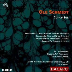 Schmidt - Concertos Product Image