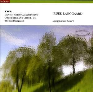 Langgaard: Symphonies Nos. 2 and 3