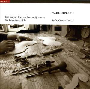 Nielsen - String Quartets Volume 1 Product Image