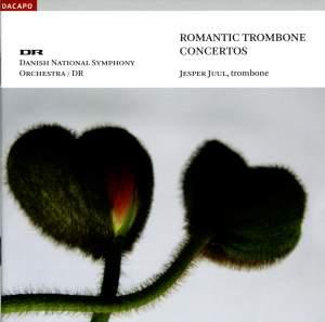 Holmboe & Grondahl: Trombone Concerto - Hyldgaard: Concerto Borealis - Jorgensen: Romance / Suite