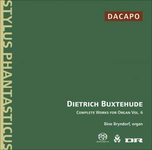 Buxtehude - Complete Works for Organ Volume 6 Product Image