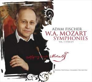 Mozart - Symphonies Volume 1