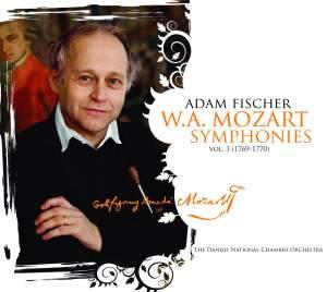 Mozart - Symphonies Volume 3