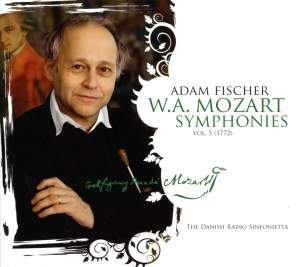 Mozart - Symphonies Volume 5